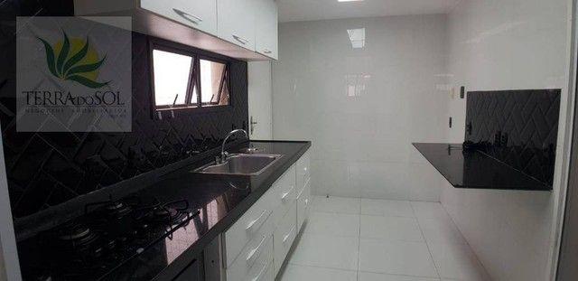 Apartamento com 3 dormitórios à venda, 140 m² por R$ 900.000,00 - Mucuripe - Fortaleza/CE - Foto 10