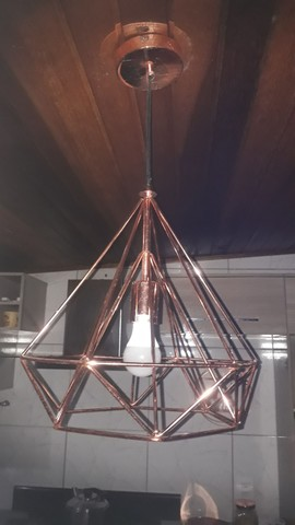 Lustre pêndulo - Foto 2