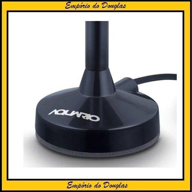 Antena Interna TV Digital Hdtv Cabo 2,5m Aquario 5x1 (Entrega Imediata!!!) - Foto 3