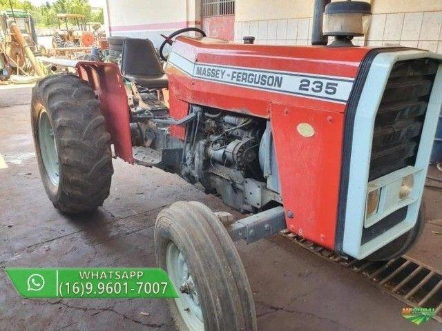 Trator Massey Ferguson 235 4x2 ano 79 - Foto 6