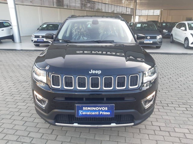 COMPASS 2016/2017 2.0 16V FLEX LIMITED AUTOMÁTICO