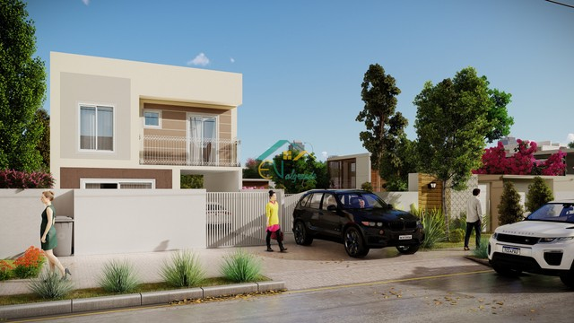 Casa à venda com 3 dormitórios em Bairro alto, Curitiba cod:SOC0007 - Foto 4