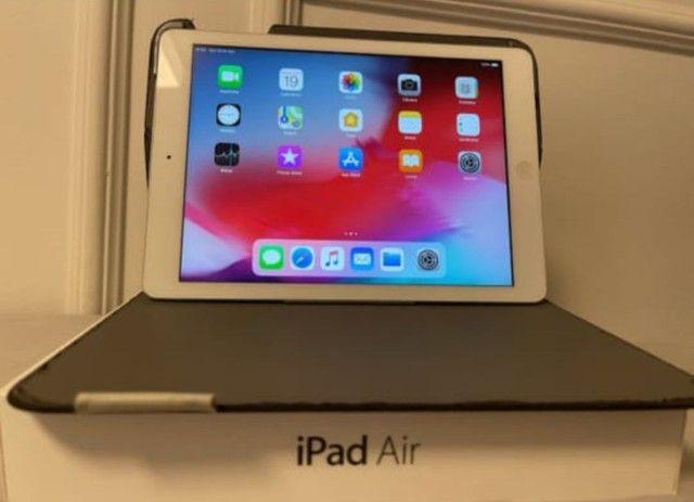 iPad AIR 128gb + capa logitech - Foto 3