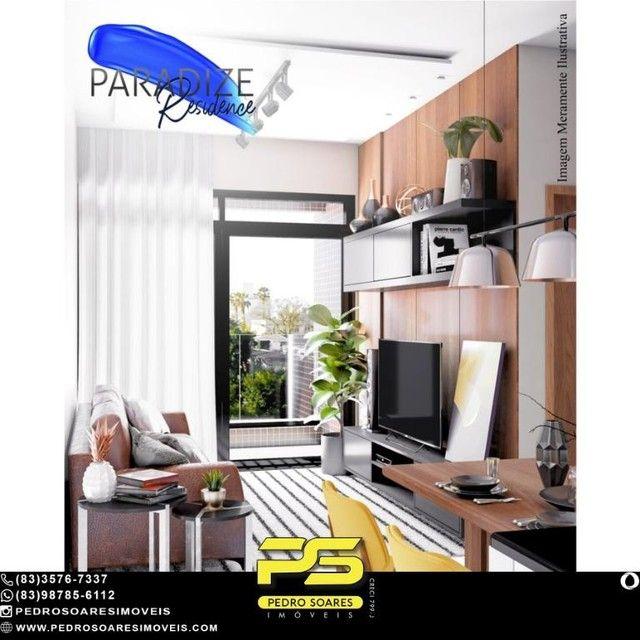 Apartamento com 1 dormitório à venda, 35 m² por R$ 195.000 - Aeroclube - João Pessoa/PB - Foto 7