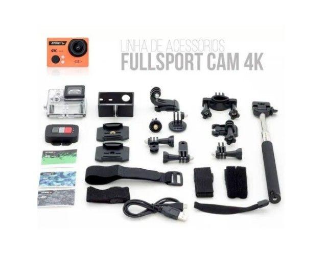Câmera de Ação FullSport 4K Átrio - Foto 5