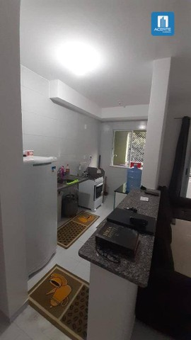 Apartamento para alugar, 57 m² por R$ 1.400,00/mês - Turu - São José de Ribamar/MA - Foto 10