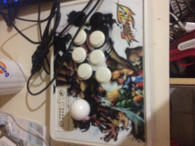 Controle Arcade Ps3 Street Fighter 4