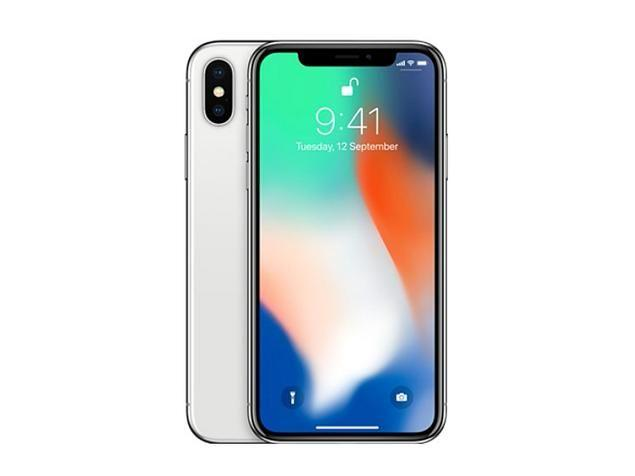 Apple Iphone X 256 Gb Silver - Pronta Entrega