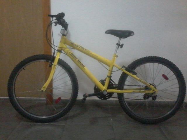 Bicicleta mormai