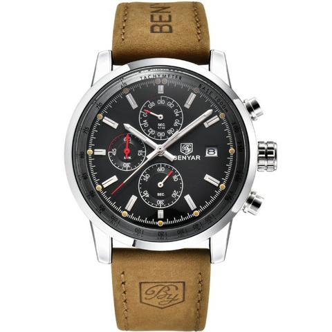 400bedfc99a Relógio Masculino Benyar 5102 Original - Bijouterias