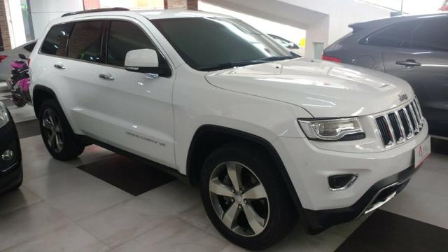 Jeep Grand Cherokee 3.0 Limited 4X4 2015