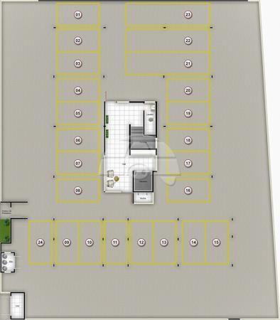Apartamento à venda com 1 dormitórios em Caioba, Matinhos cod:144662 - Foto 3