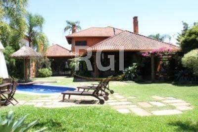 Casa de condomínio à venda com 5 dormitórios em Belém novo, Porto alegre cod:FE3243 - Foto 18
