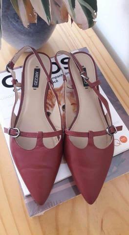 7c351a95ad Lindo sapato estampado N 36 - Roupas e calçados - Madalena