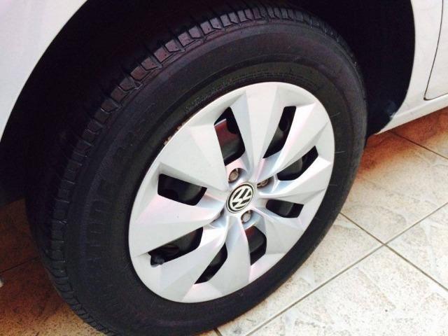 Vw - Volkswagen Voyage 2013 g6 1.6 flex completo, carro muito novo !!!! - Foto 4