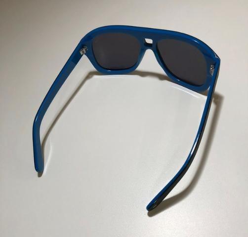 21dc5836d Óculos de Sol Chilli Beans Aviador - Ronaldo Fraga - Bijouterias ...