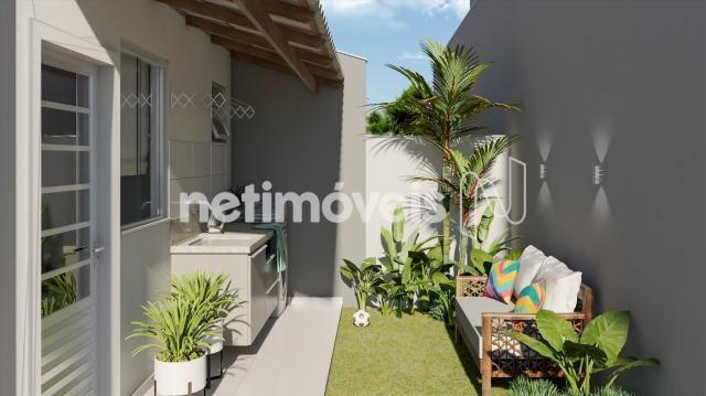 Casa de condomínio à venda com 2 dormitórios em São joão, Betim cod:731529 - Foto 4