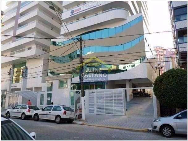 Apartamento à venda com 3 dormitórios em Guilhermina, Praia grande cod:ES291