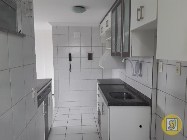 Apartamento para alugar com 2 dormitórios em Alagadiço novo, Fortaleza cod:49627 - Foto 6