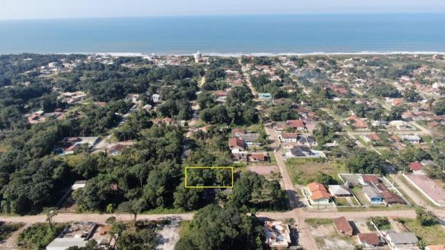Terreno à venda, 544 m² por r$ 8.000 - praia das palmeiras - itapoá/sc - Foto 2