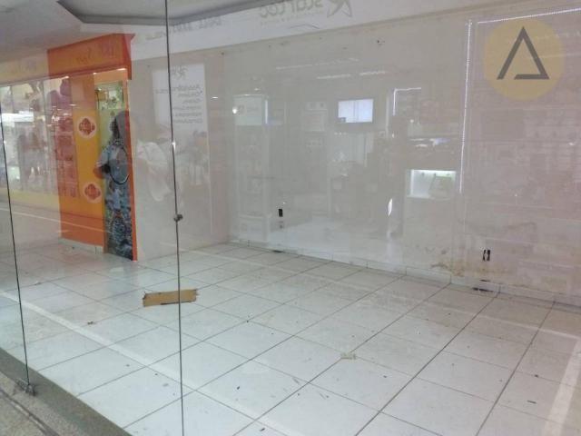 Loja para alugar, 45 m² por r$ 2.900,00/mês - centro - macaé/rj