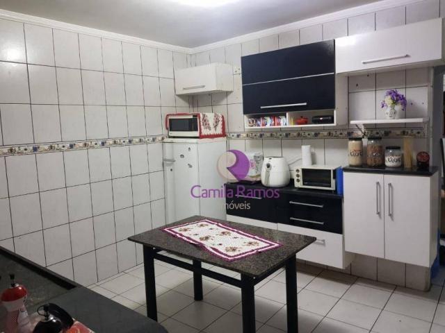 Sobrado com 2 dormitórios à venda, 80 m² por R$ 290.000 - Jardim São Paulo(Zona Leste) - S - Foto 17