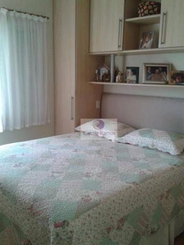 Apartamento residencial à venda, conjunto residencial irai, suzano. - Foto 16