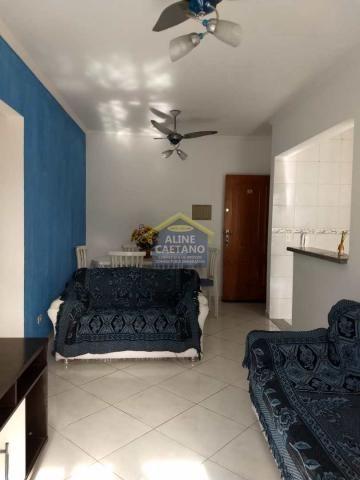 Apartamento à venda com 1 dormitórios em Tupi, Praia grande cod:LC0344 - Foto 10
