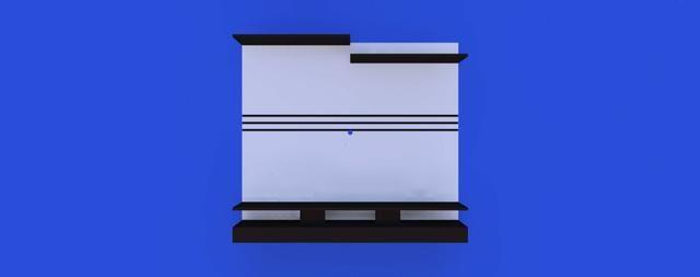 Moveis planejado. tamos na promoção de painel de TV. material alumínio composto - Foto 3