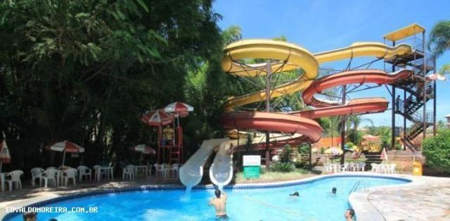 Flat para temporada em caldas novas, golden dolphin grand hotel, 1 dormitório, 1 suíte, 1  - Foto 12