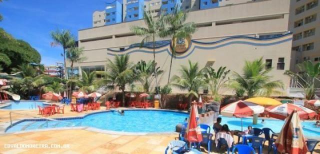 Flat para temporada em caldas novas, golden dolphin grand hotel, 1 dormitório, 1 suíte, 1  - Foto 8