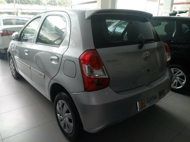 Toyota etios 1.3 17/18