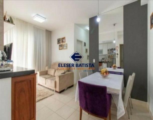 DWC - Apartamento 2 Qtos c/ suite Dream Park - Serra ES - R$ 209.000,00rra - ES - Foto 6