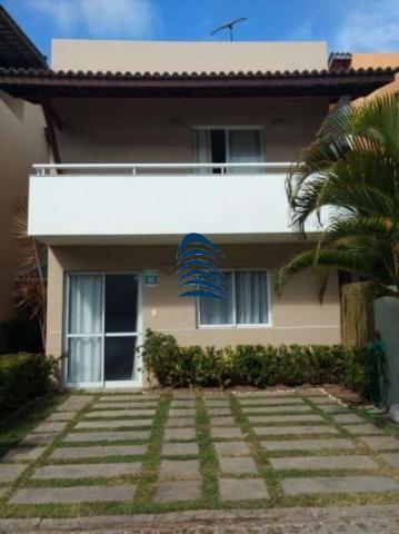 Casa de condomínio à venda com 3 dormitórios em Stella maris, Salvador cod:NL1053G