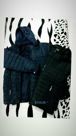 Jaquetas e Coletas