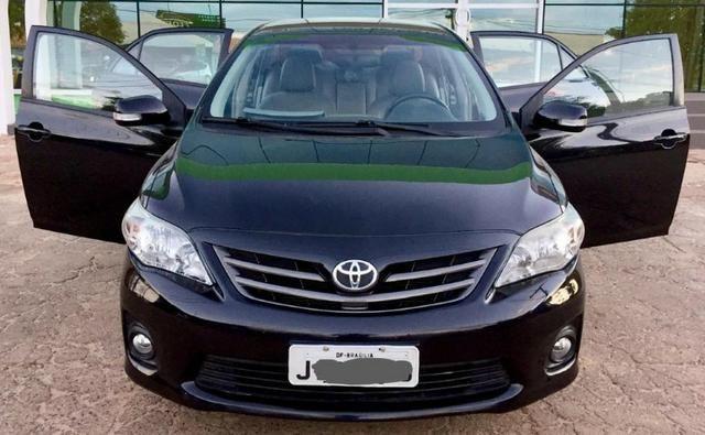 Toyota Corolla XEI - Aut. 2.0 Completo 2014
