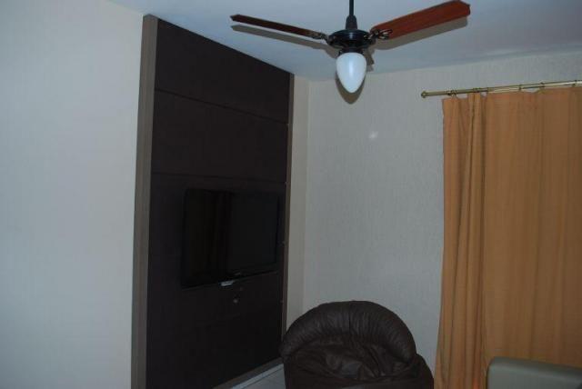 Apartamento 1 quarto para temporada em caldas novas, aguas da fonte, 1 dormitório, 1 banhe - Foto 16