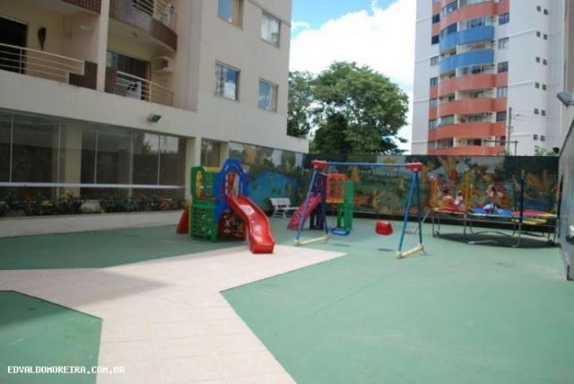 Apartamento 2 quartos para temporada em caldas novas, royal residence, 2 dormitórios, 1 su - Foto 17