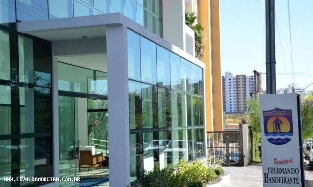 Apartamento 2 quartos para temporada em caldas novas, thermas do bandeirante, 2 dormitório - Foto 2