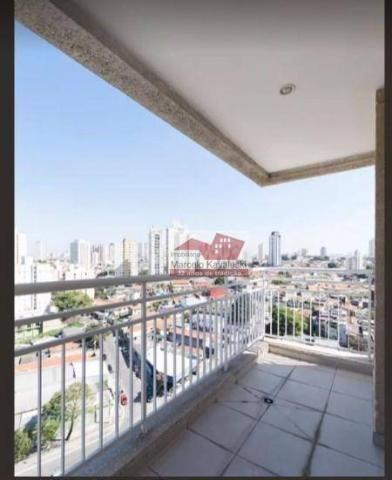 Apartamento residencial para locação, Vila Dom Pedro I, São Paulo. - Foto 15
