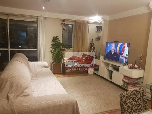 Apartamento com 3 dormitórios para alugar, 140 m² por R$ 5.000/mês - Ipiranga - São Paulo/