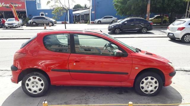 Peugeot 206 1.4 Flex 8V Presence Completo 2006