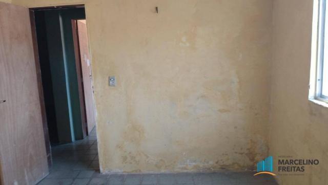 Apartamento com 2 dormitórios para alugar, 30 m² por r$ 579,00/mês - presidente kennedy -  - Foto 8