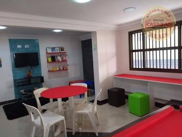 Apartamento com 2 dormitórios à venda, 89 m² por R$ 285.000 - Vila Tupi - Praia Grande/SP - Foto 20