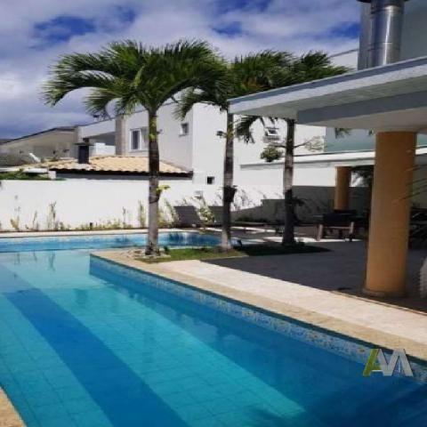 Casa à venda com 4 dormitórios em Alphaville i, Salvador cod:AM 314