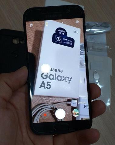 Vendo celular Samsung Galaxy A5 Semi Novo