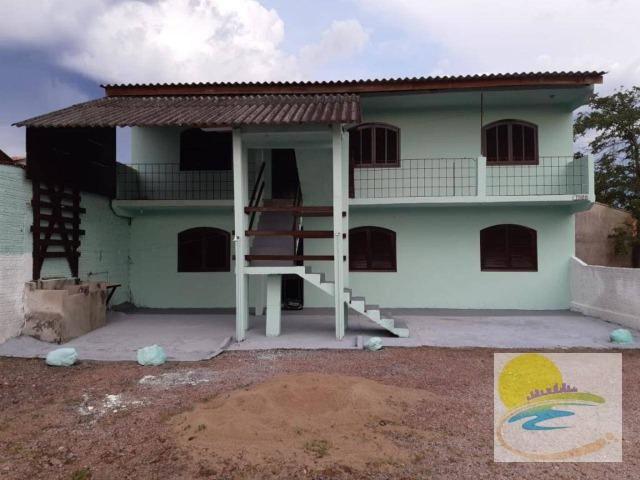 Casa com 2 dormitórios para alugar, 60 m² por R$ 450/dia - Brasília - Itapoá/SC