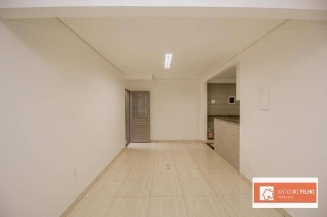 Casa com 2 dormitórios para alugar por R$ 1.600/mês - Setor Habitacional Arniqueiras - Águ - Foto 7