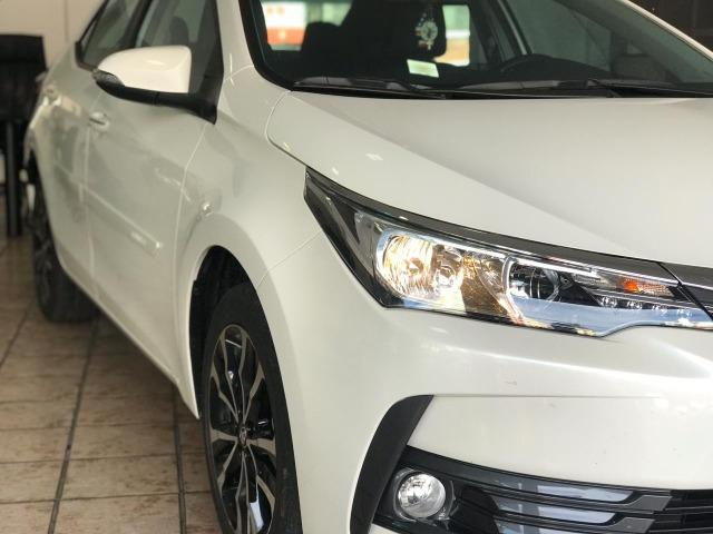 Corolla XEI Multi Drive S 2.0 2019 Branco Apenas 6 mil km - Foto 16