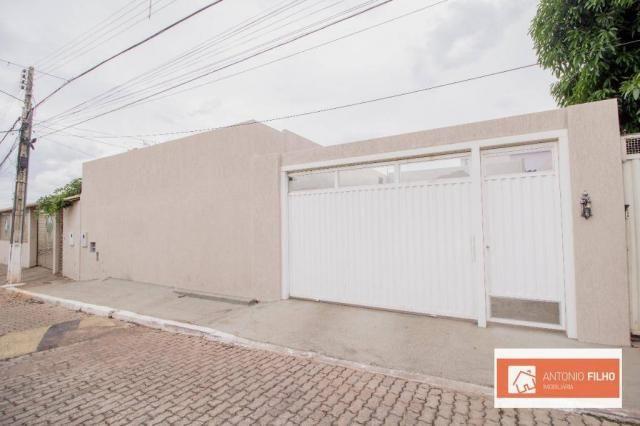 Casa com 2 dormitórios para alugar por R$ 1.600/mês - Setor Habitacional Arniqueiras - Águ